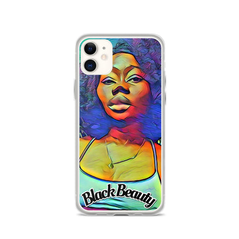 iPhone Black Beauty Case