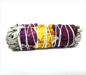 Rose Petal Wrapped Sage