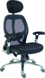 Teknik Cobham Luxury Mesh Back Executive Chair Home Office - Gaming Chairs Ireland