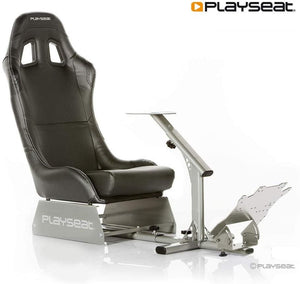 PlaySeat Evolution Black - Gaming Chairs Ireland