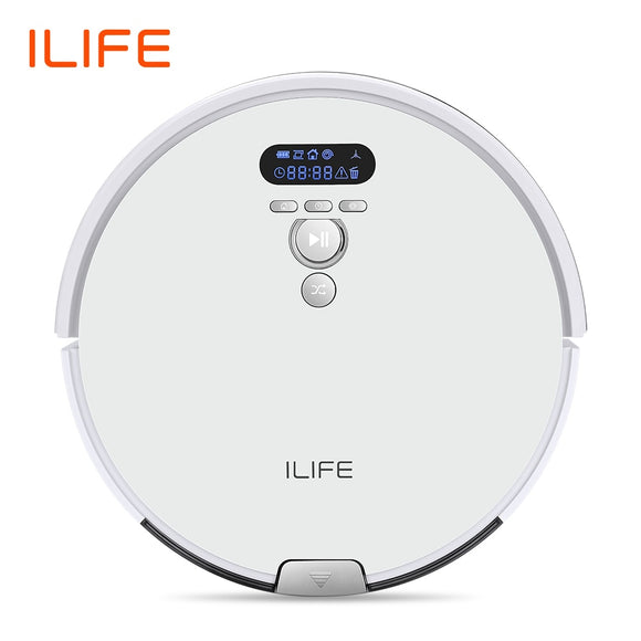 ILIFE V8s/V8 Plus Robot Vacuum Cleaner Vacuum and Mop - Gaming Chairs Ireland