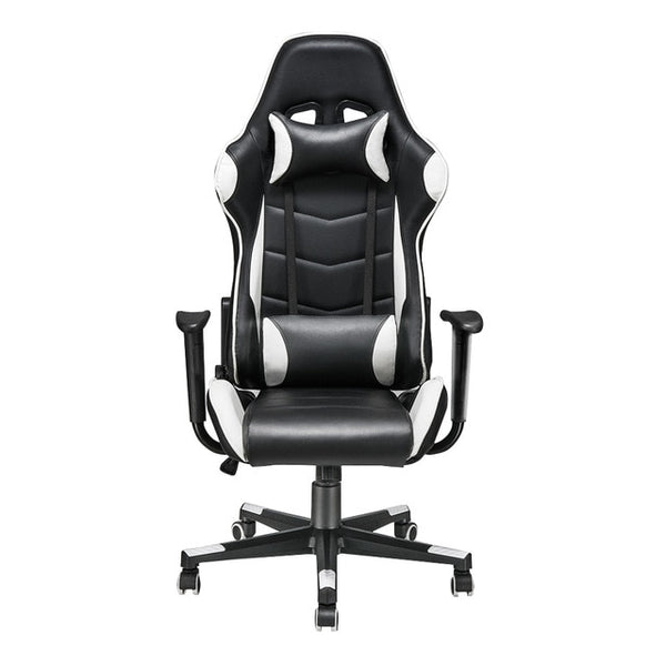 Adjustable Ergonomic PU Leather Gaming Office Chair (Multiple Colour Choices)