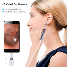 Load image into Gallery viewer, Ear Cleaning Endoscope 3 in1 USB HD Visual Ear