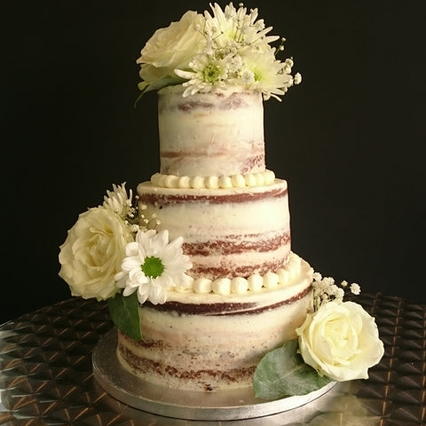 Semi-Naked Three Tier