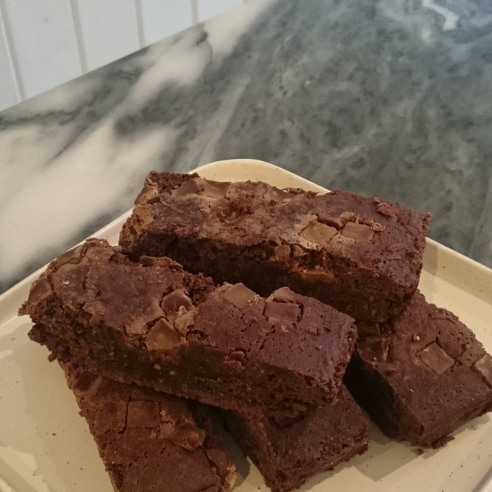 Vegan & Gluten Free Choc Brownie