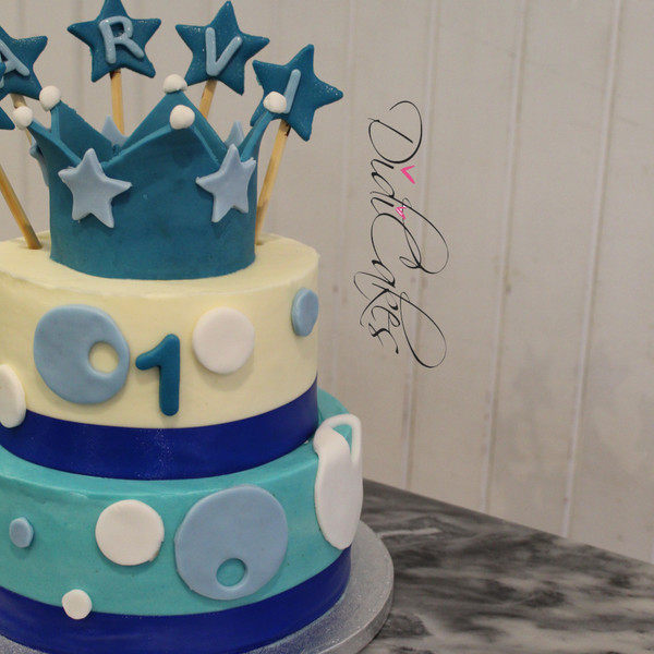 Little Star Cake