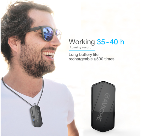 Covid19- Wearable Air Purifier Necklace