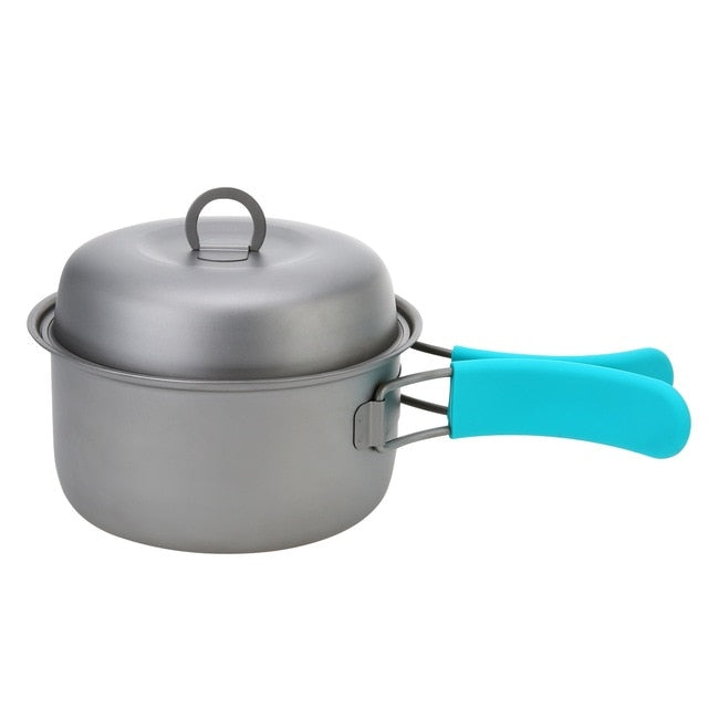 Camping Cookware Cooking Tool Set