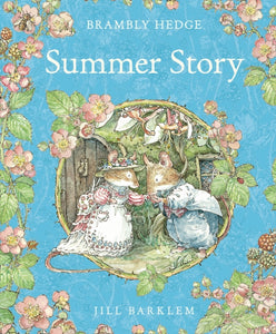 Brambly Hedge : Summer Story-9780001839236