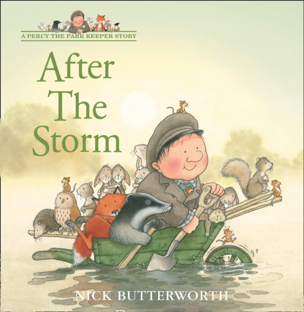 AFTER THE STORM-9780007155156