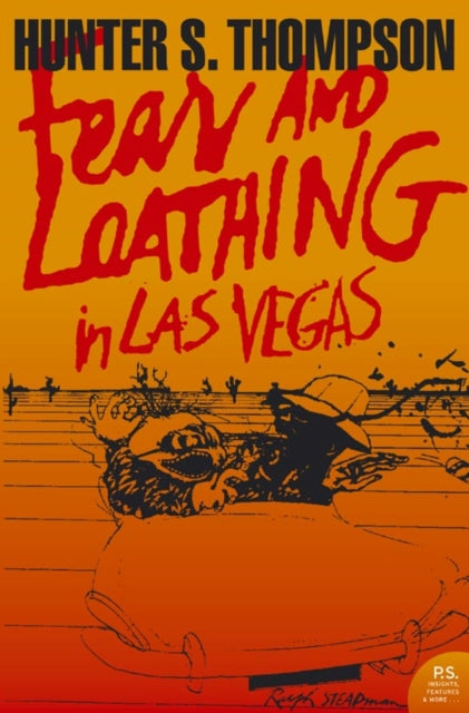 Fear and Loathing in Las Vegas : A Savage Journey to the Heart of the American Dream-9780007204496