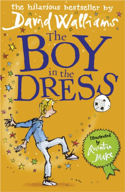 BOY IN THE DRESS-9780007279043