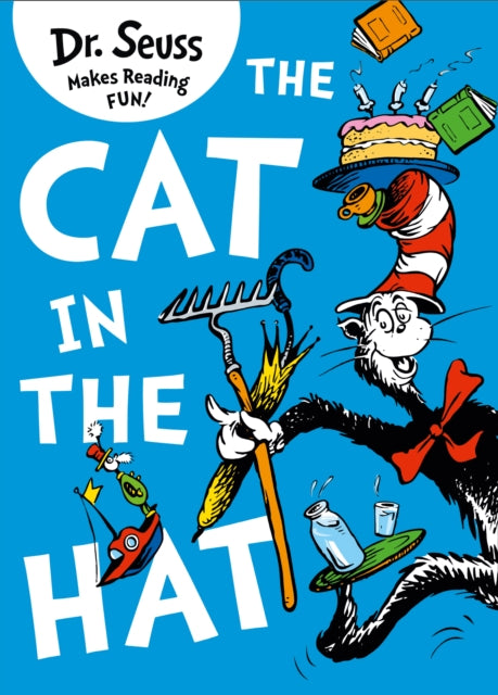 CAT IN THE HAT-9780007348695