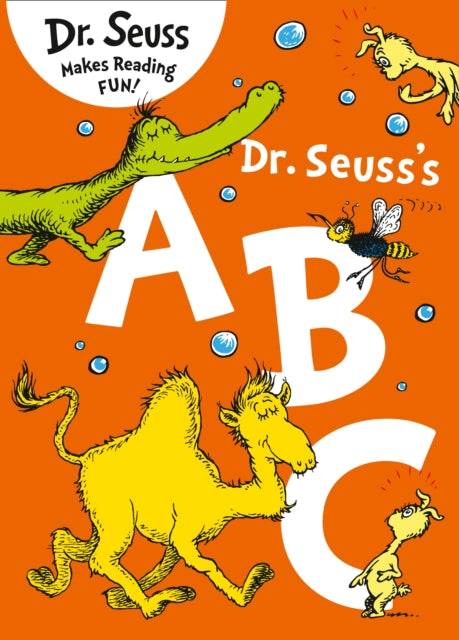 Dr Seuss's ABC-9780007487752