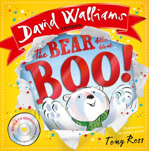 The Bear Who Went Boo!-9780008174880