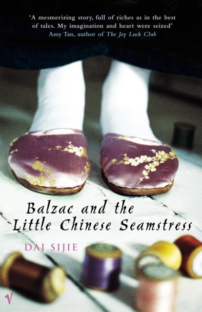 Balzac and the Little Chinese Seamstress-9780099286431
