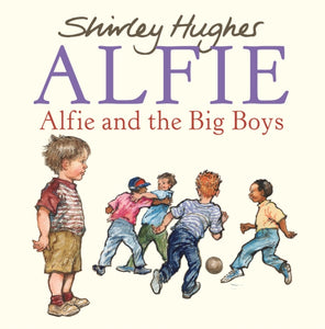 ALFIE & THE BIG BOYS-9780099488446