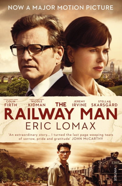 The Railway Man-9780099583844