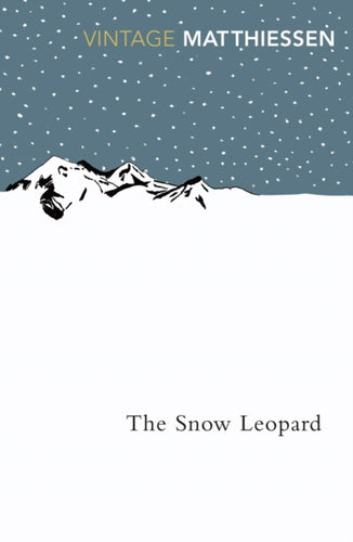 The Snow Leopard-9780099771111
