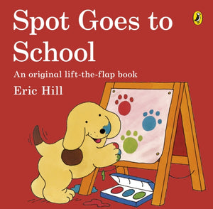 SPOT GOES TO SCHOOL-9780140506501
