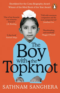 BOY WITH THE TOPKNOT-9780141028590