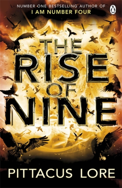 The Rise of Nine-9780141047867
