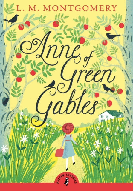 ANNE OF GREEN GABLES-9780141321592