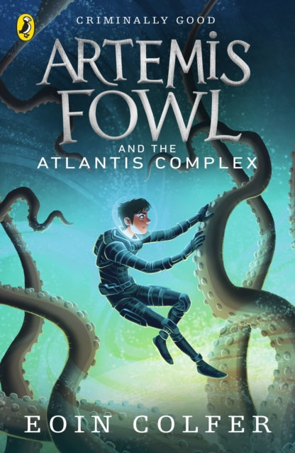 ARTEMIS FOWL & THE ATLANTIS COMPLEX 7-9780141328034