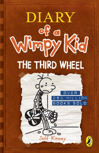 Diary of a Wimpy Kid: The Third Wheel (Book 7)-9780141345741