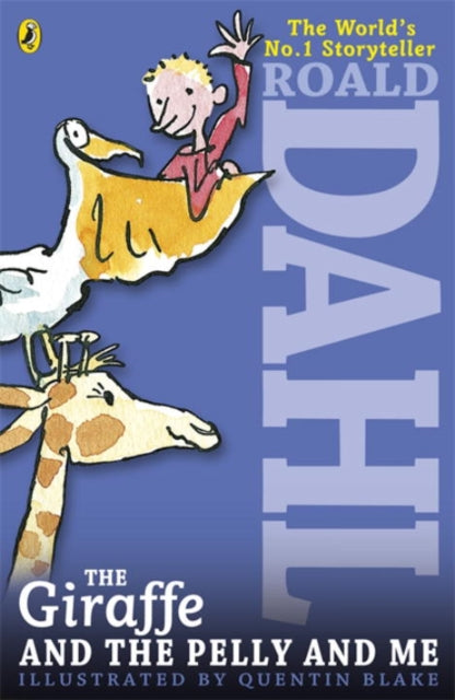 The Giraffe and the Pelly and Me-9780141346663