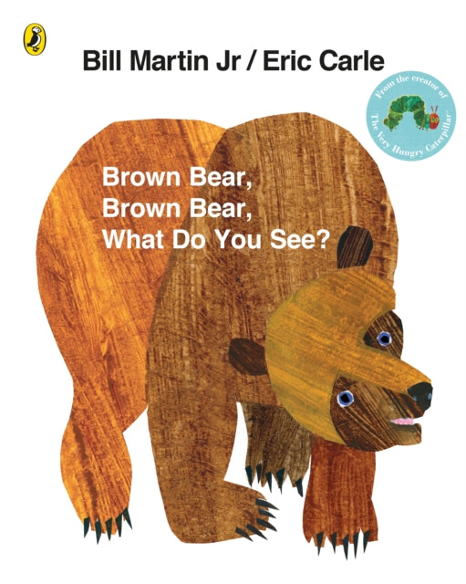 BROWN BEAR BROWN BEAR WHAT DO YOU SEE-9780141501598