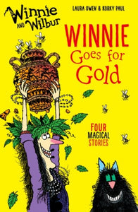Winnie and Wilbur: Winnie Goes for Gold-9780192748423