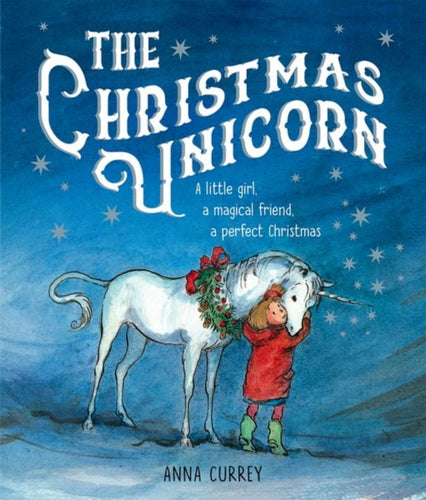 The Christmas Unicorn-9780192772091