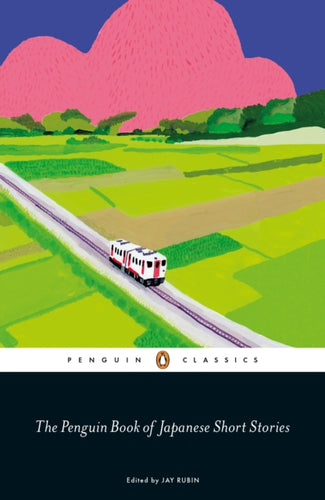 The Penguin Book of Japanese Short Stories-9780241311905