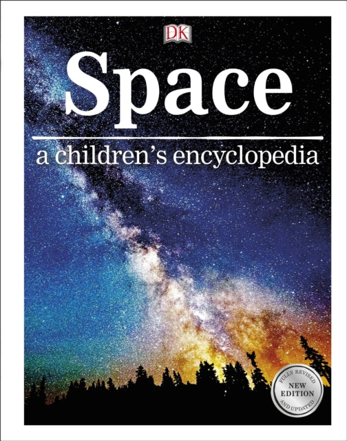 Space : a children's encyclopedia-9780241426364