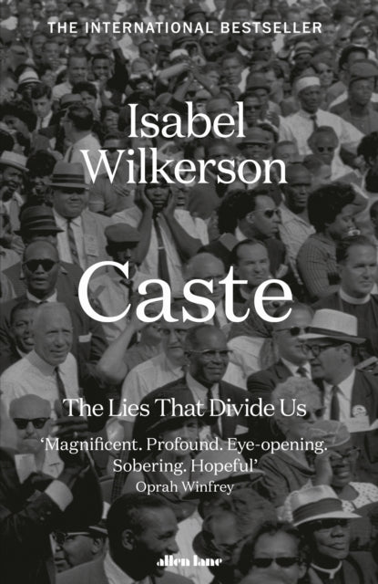 Caste : The International Bestseller-9780241486511