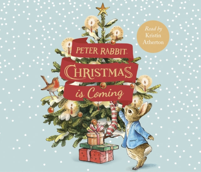 Peter Rabbit: Christmas is Coming : A Christmas Countdown Book-9780241504789