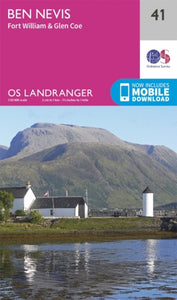 Ben Nevis, Fort William & Glen Coe-9780319261392