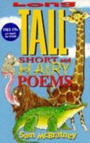 LONG TALL SHORT & HAIRY POEMS-9780340664940