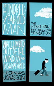 The Hundred-Year-Old Man Who Climbed Out of the Window and Disappeared-9780349141800