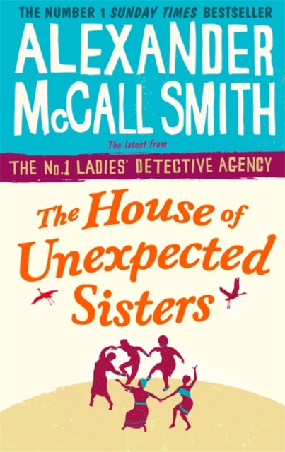 The House of Unexpected Sisters-9780349142043