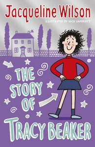 STORY OF TRACY BEAKER-9780440867579