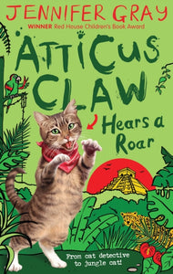 Atticus Claw Hears a Roar-9780571321780