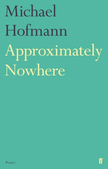 Approximately Nowhere-9780571327386