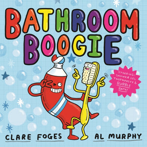 Bathroom Boogie-9780571337316