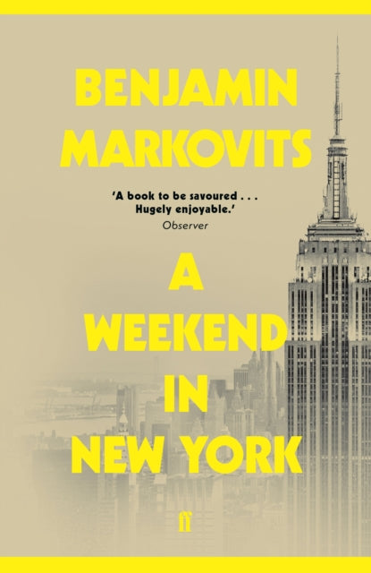 A Weekend in New York-9780571338061