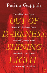 Out of Darkness, Shining Light-9780571345342