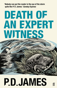 Death of an Expert Witness-9780571350827