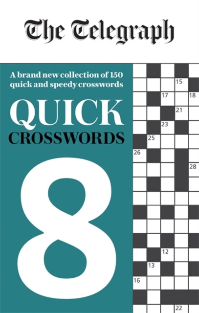 The Telegraph Quick Crosswords 8-9780600636915