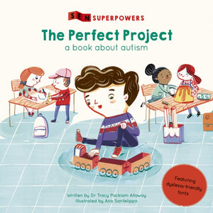 The Perfect Project : A Book about Autism-9780711243279